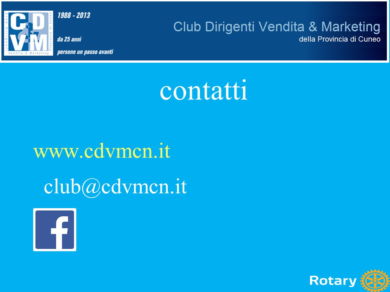 contatti www.cdvmcn.it club@cdvmcn.it