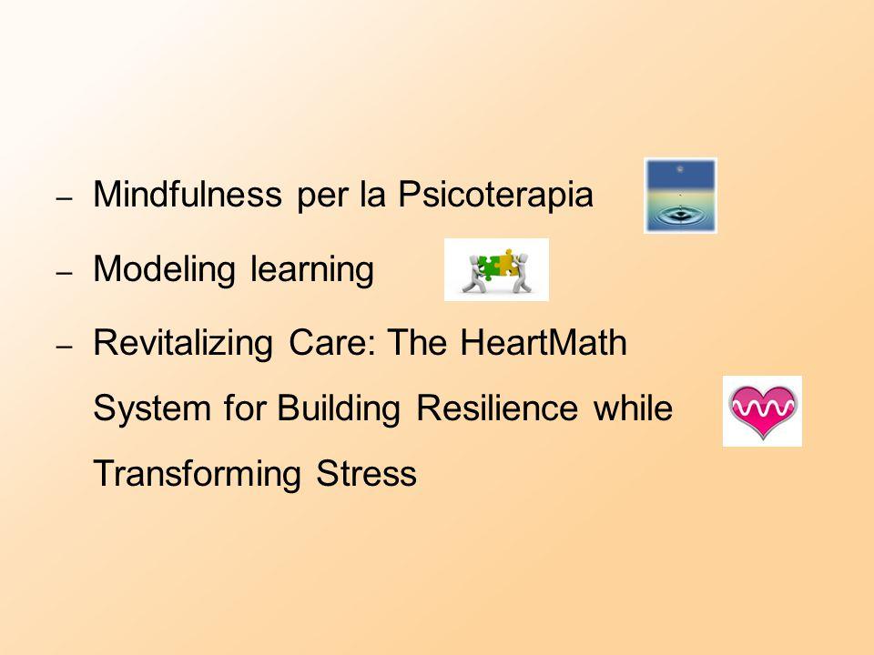 Mindfulness per la Psicoterapia