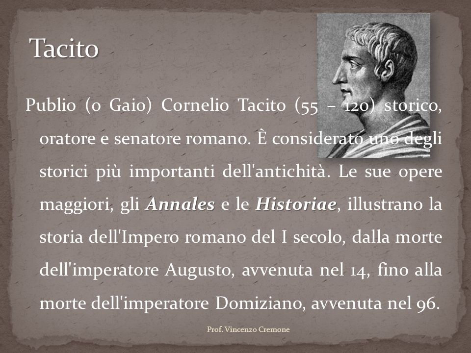 Tacito