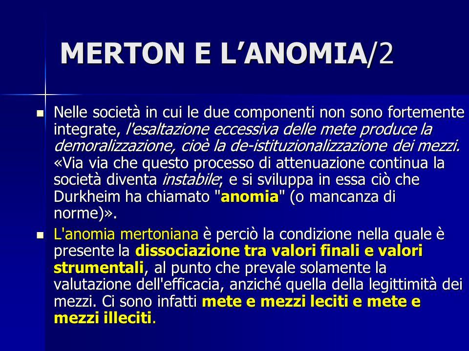 MERTON E L'ANOMIA/2