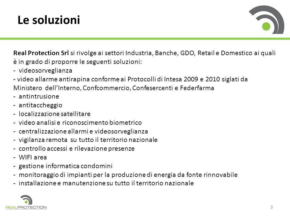 Le soluzioni