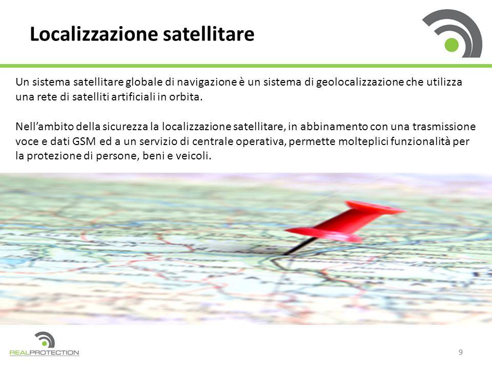 Localizzazione satellitare