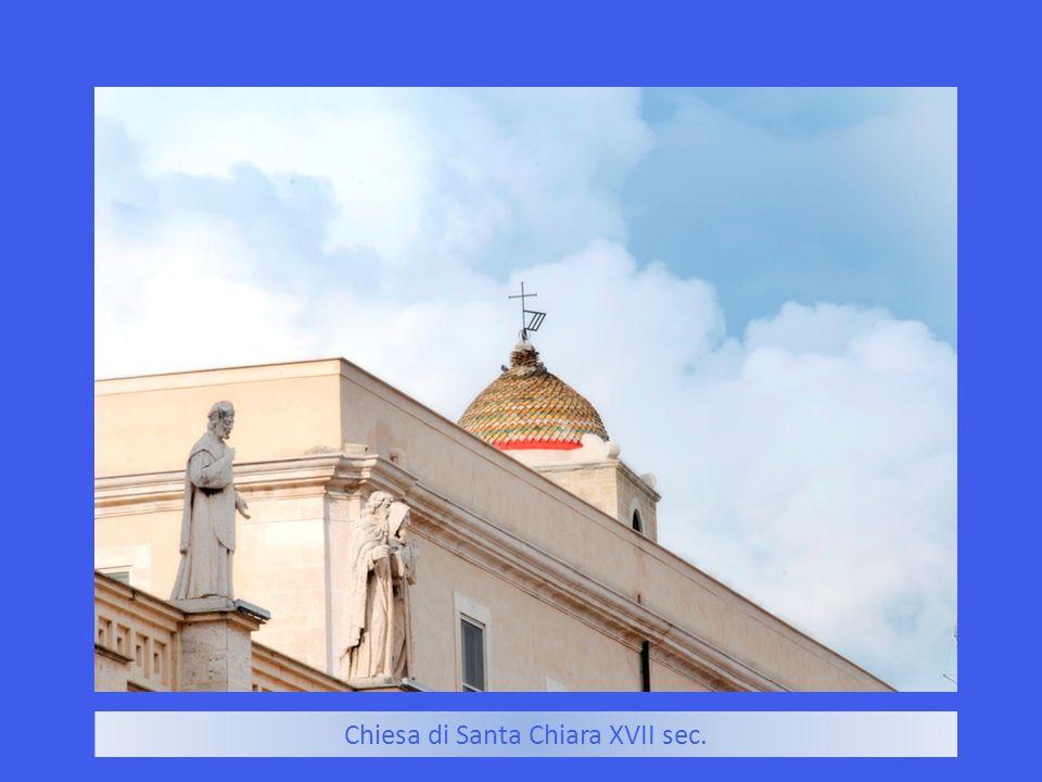 Chiesa di Santa Chiara XVII sec.