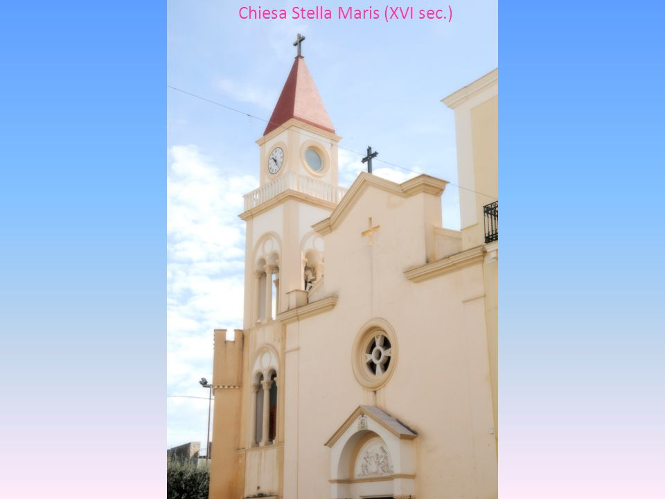 Chiesa Stella Maris (XVI sec.)