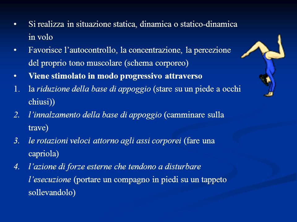 Si realizza in situazione statica, dinamica o statico-dinamica in volo