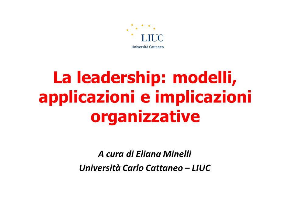 La leadership: modelli, applicazioni e implicazioni organizzative