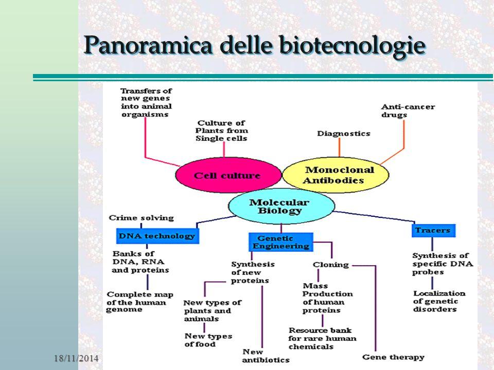 Panoramica delle biotecnologie