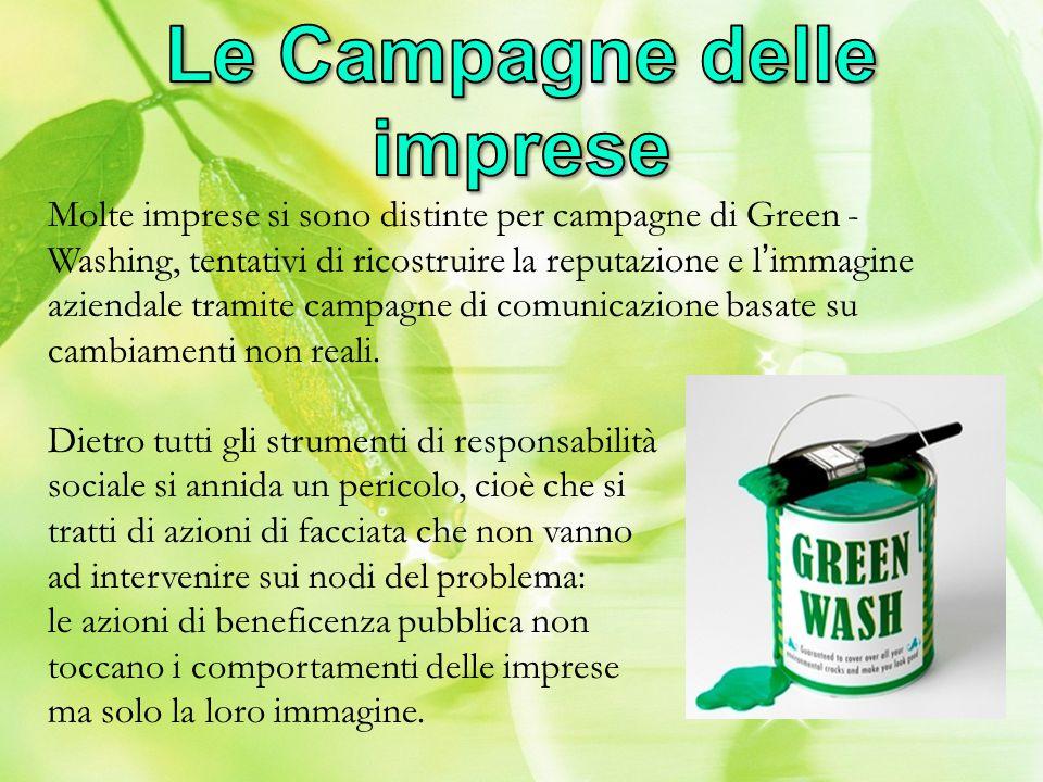 Le Campagne delle imprese