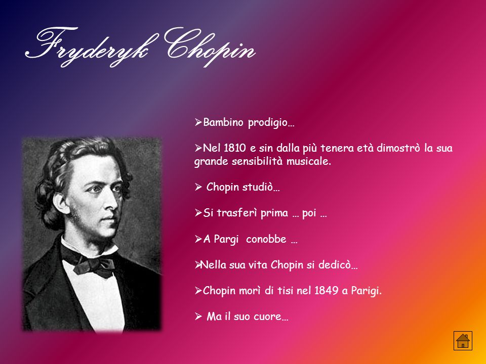 Fryderyk Chopin Bambino prodigio…