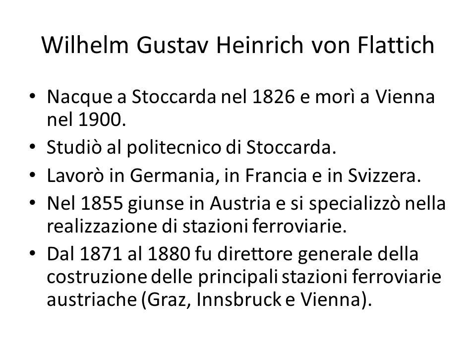 Wilhelm Gustav Heinrich von Flattich