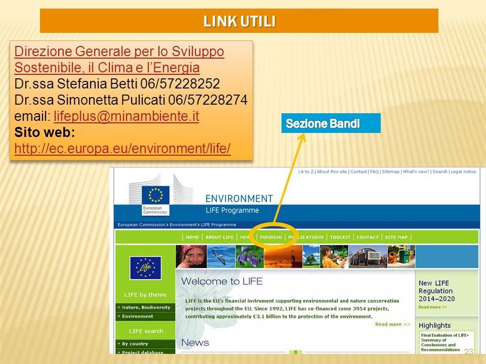 2013-2014 LINK UTILI.