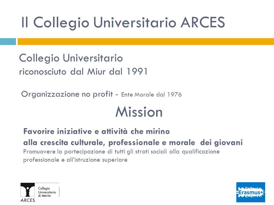 Il Collegio Universitario ARCES