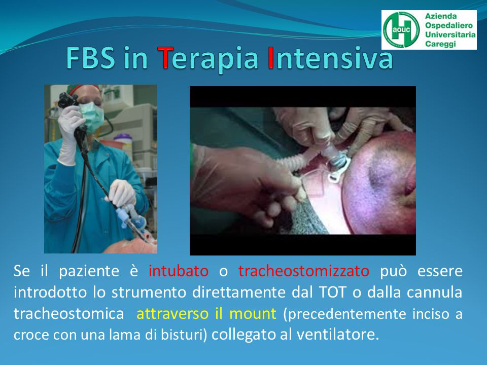 FBS in Terapia Intensiva