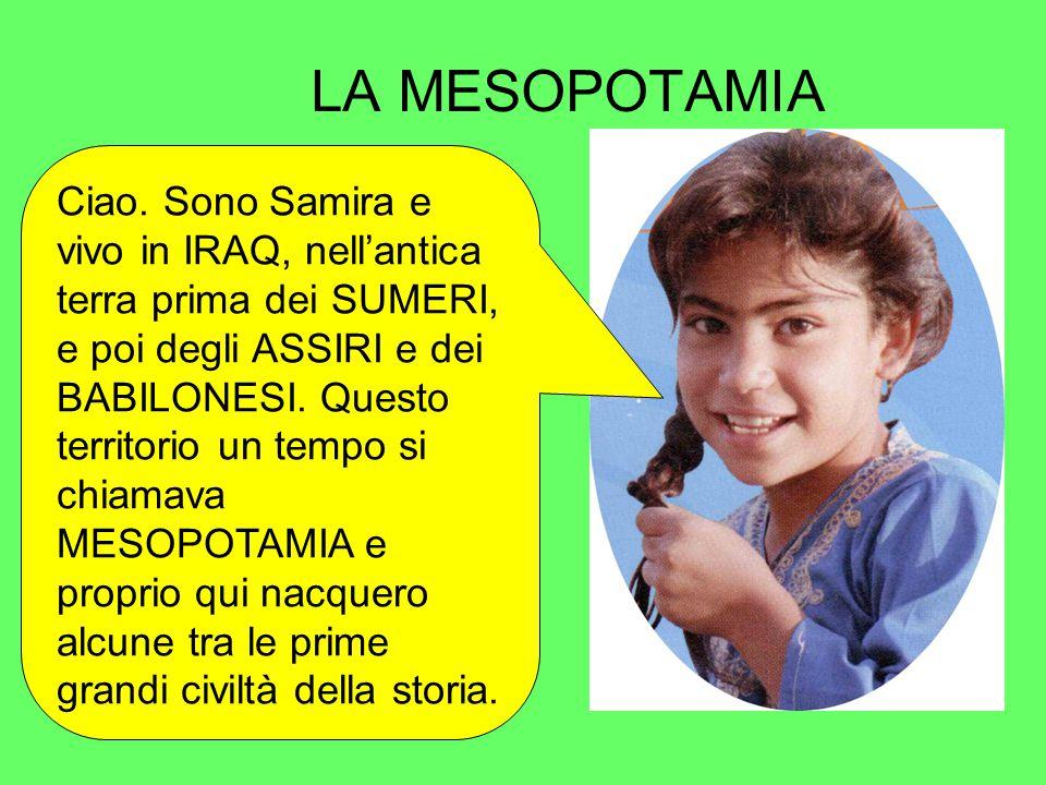 LA MESOPOTAMIA