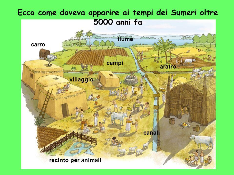 Ecco come doveva apparire ai tempi dei Sumeri oltre 5000 anni fa