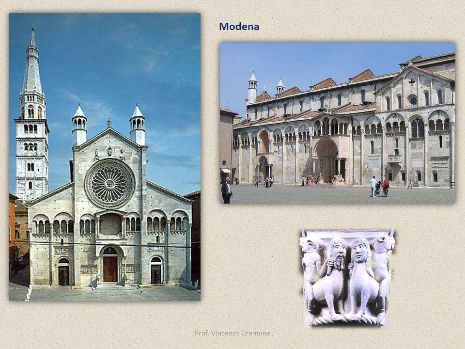 Modena Prof. Vincenzo Cremone