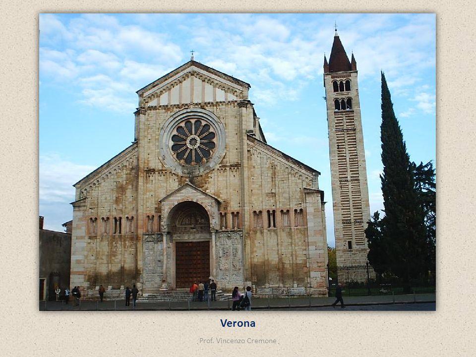 Verona Prof. Vincenzo Cremone