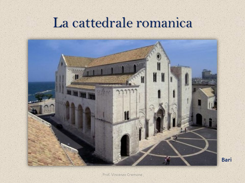 La cattedrale romanica