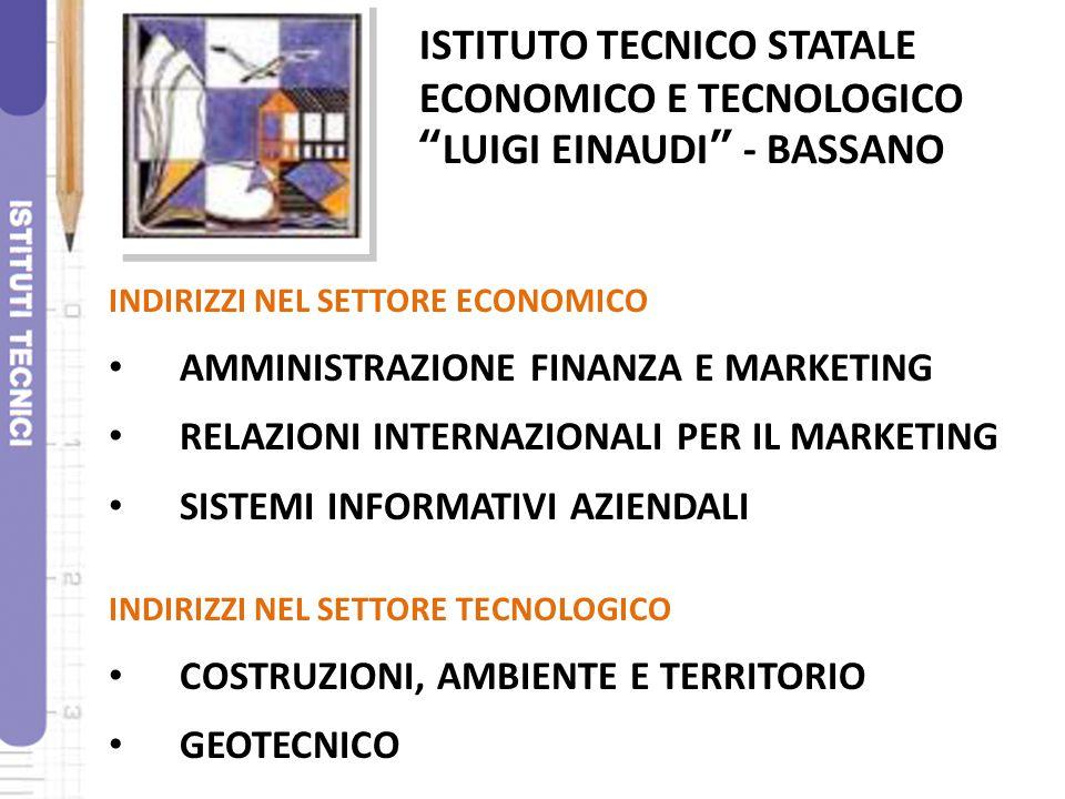 ISTITUTO TECNICO STATALE