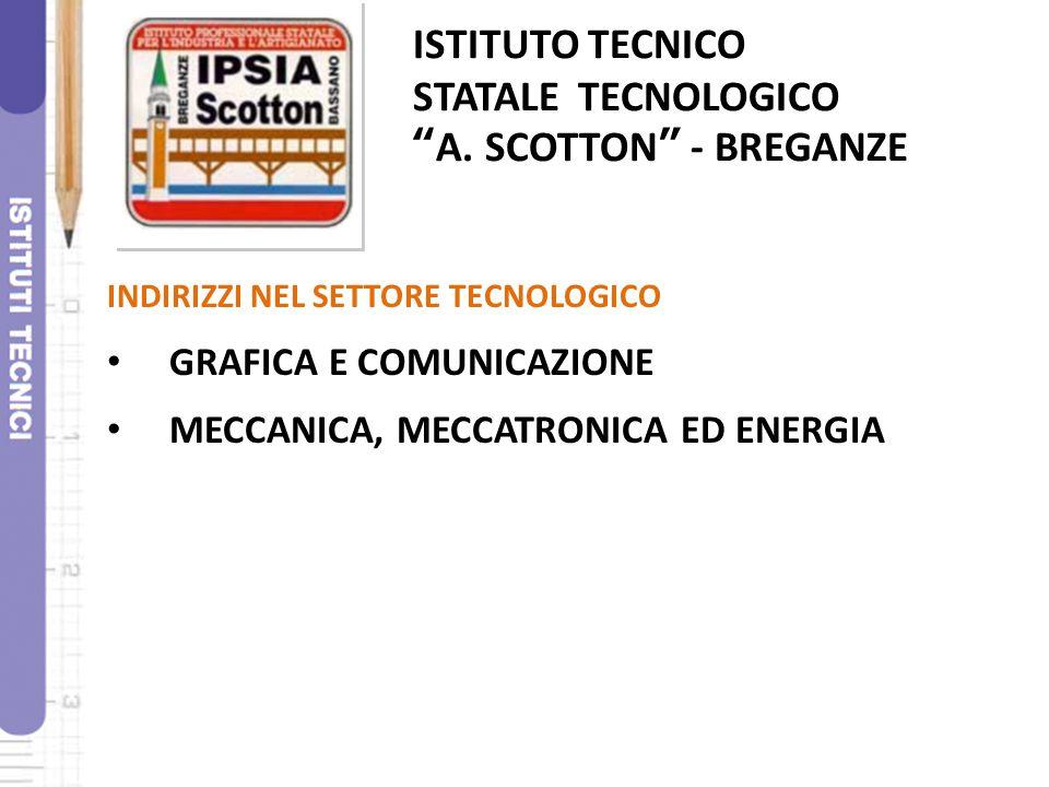 STATALE TECNOLOGICO A. SCOTTON - BREGANZE