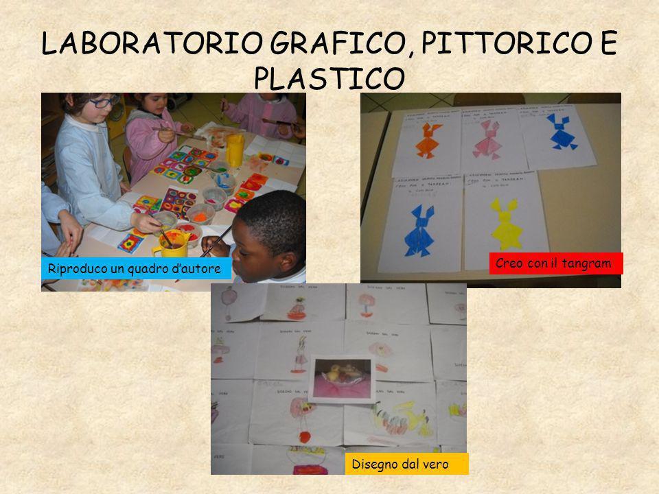 LABORATORIO GRAFICO, PITTORICO E PLASTICO
