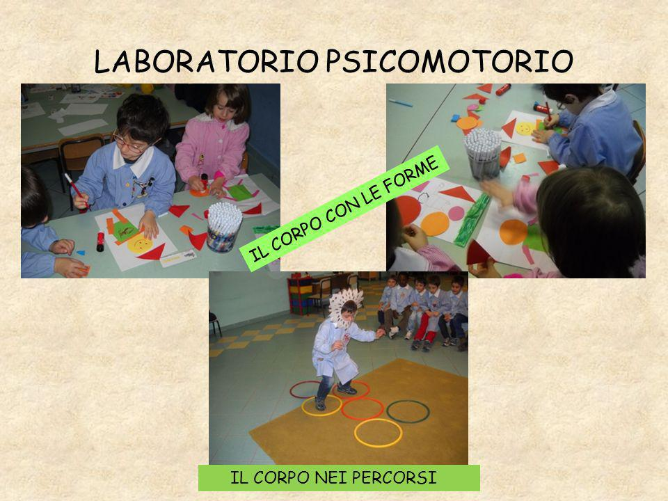 LABORATORIO PSICOMOTORIO