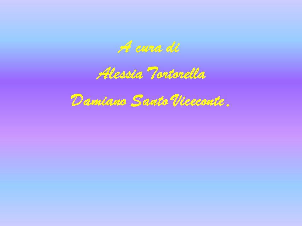 A cura di Alessia Tortorella Damiano Santo Viceconte.