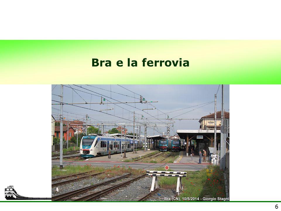 Bra e la ferrovia 6 6 6