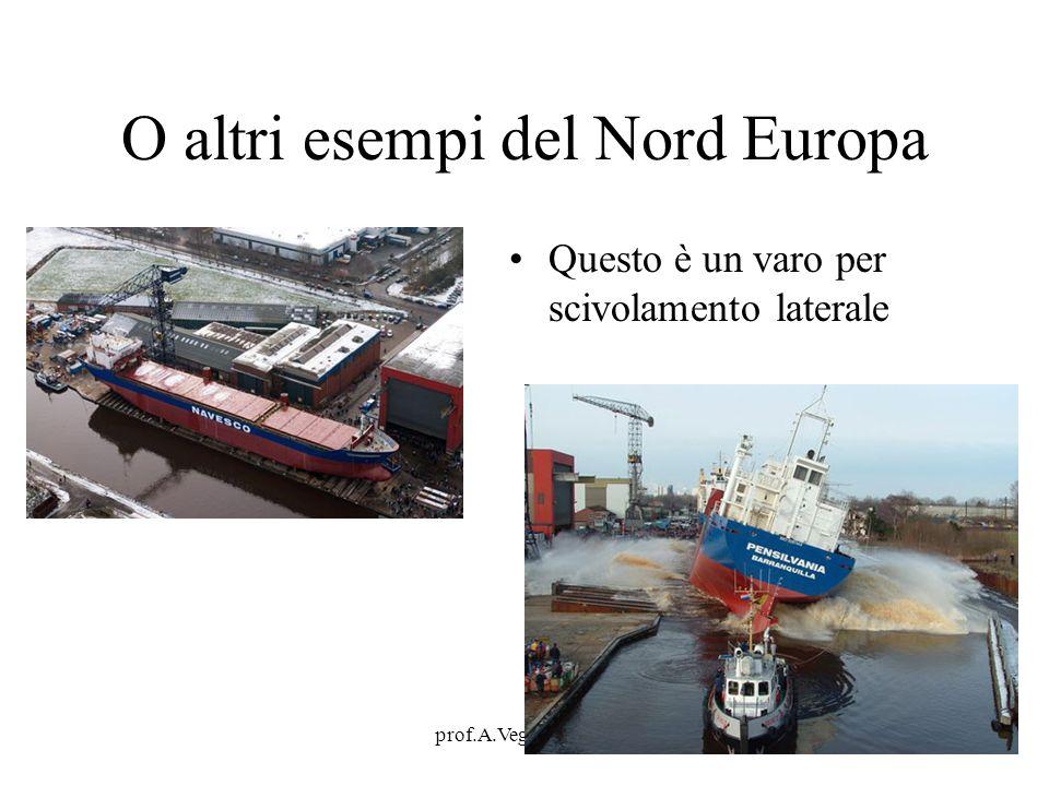 O altri esempi del Nord Europa