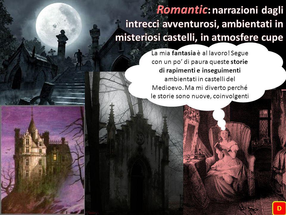 Romantic: narrazioni dagli
