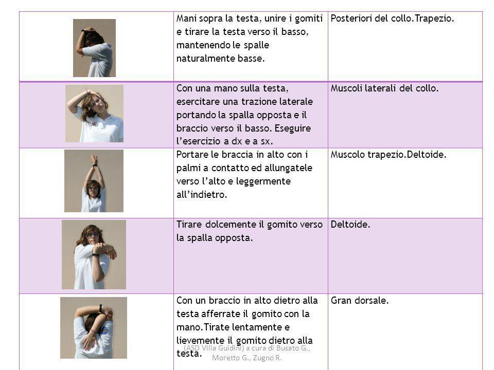 (ASD Villa Guidini) a cura di Busato G., Moretto G., Zugno R.