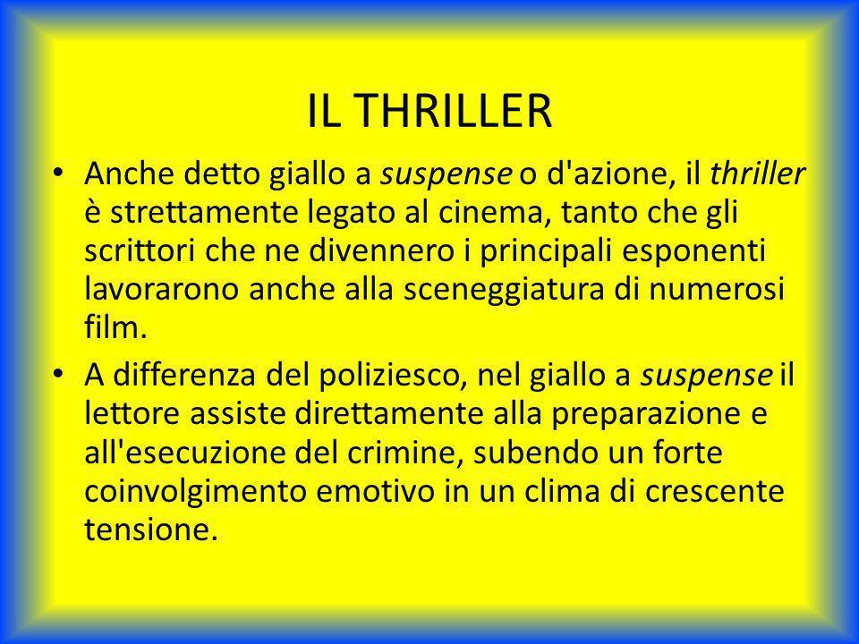IL THRILLER