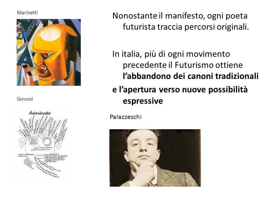 Marinetti Govoni.