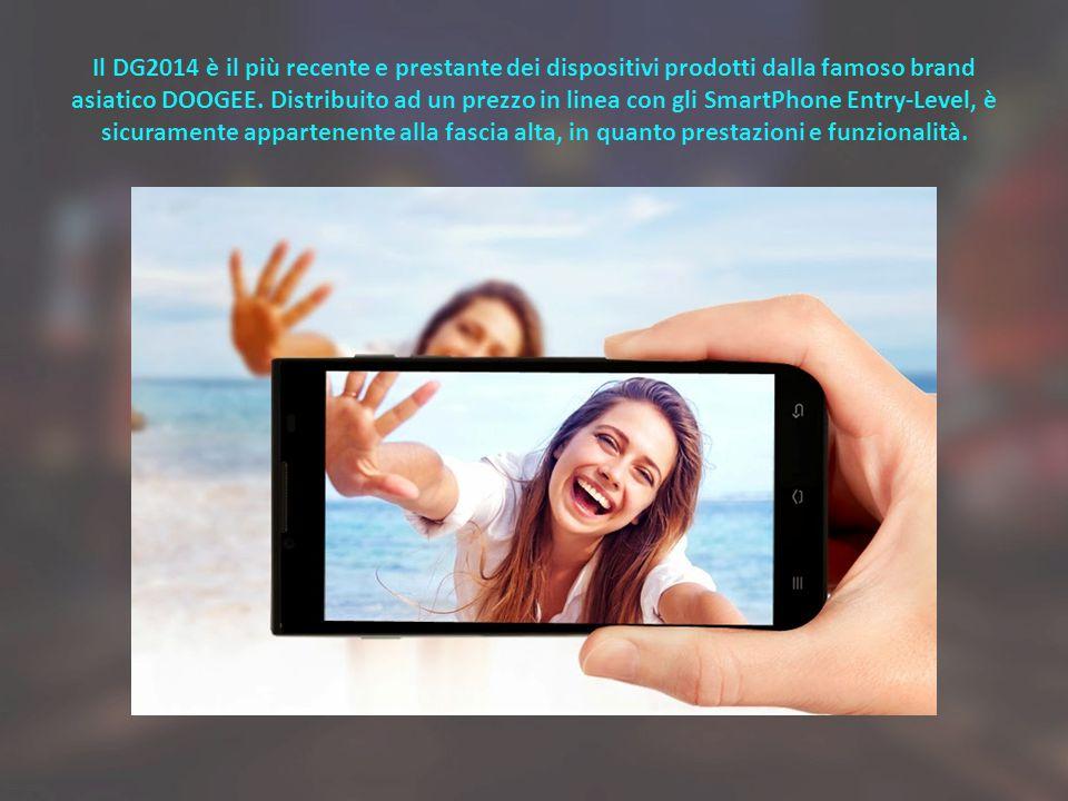 Il DG2014 è il più recente e prestante dei dispositivi prodotti dalla famoso brand asiatico DOOGEE.