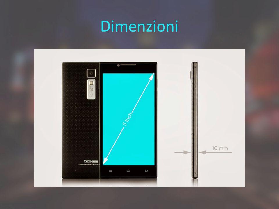 Dimenzioni