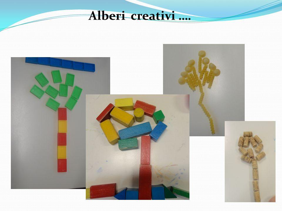 Alberi creativi ….