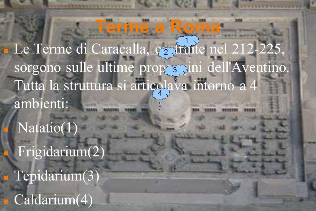 Terme a Roma 1.