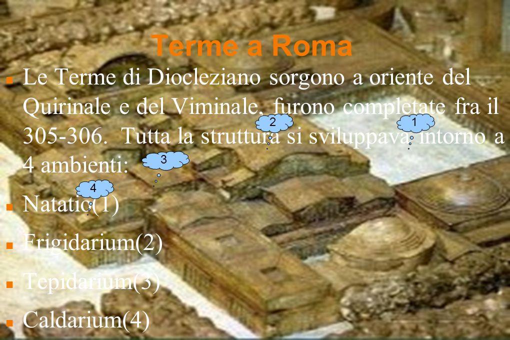 Terme a Roma