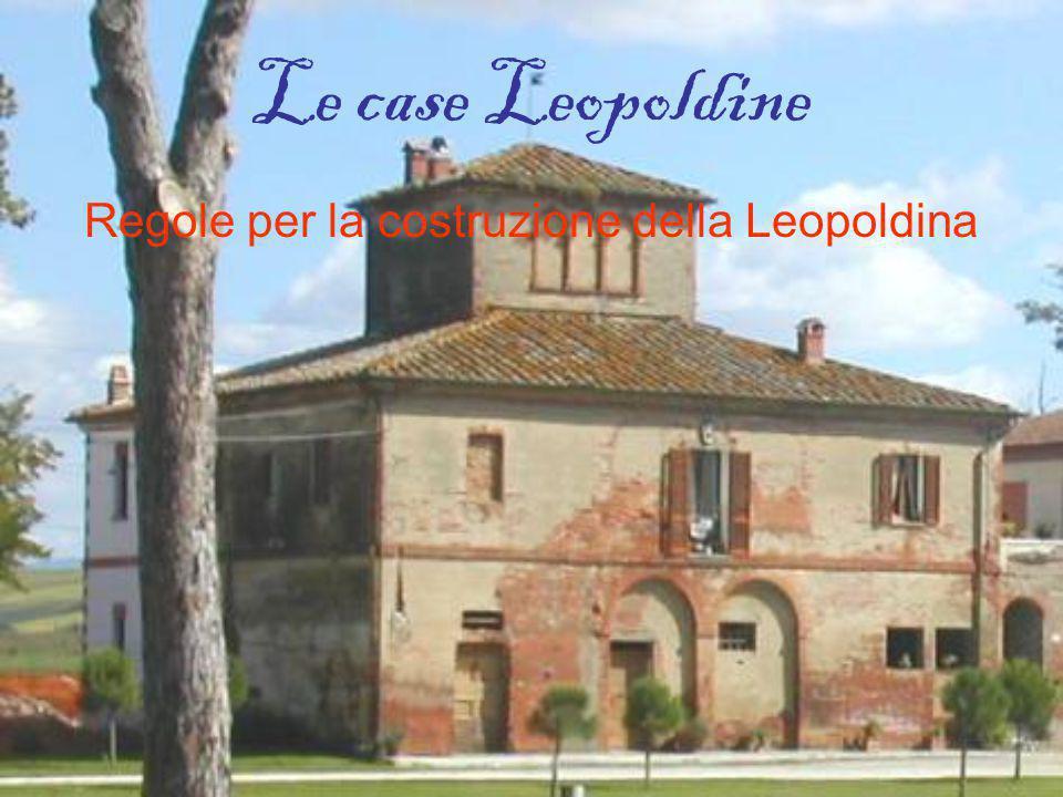 Regole per la costruzione della Leopoldina