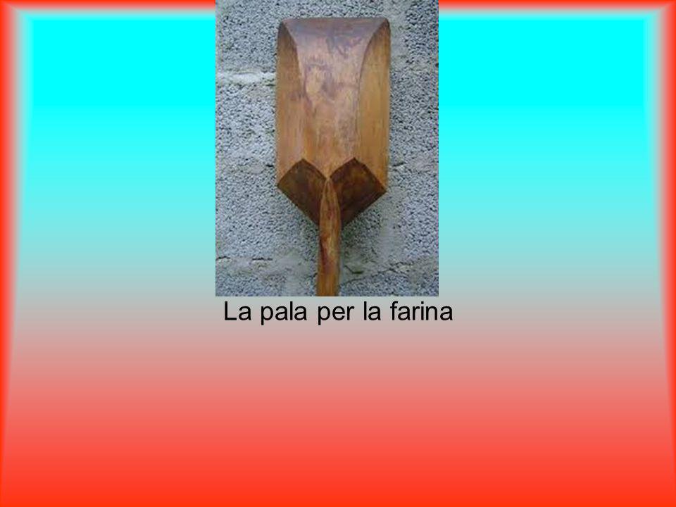 La pala per la farina