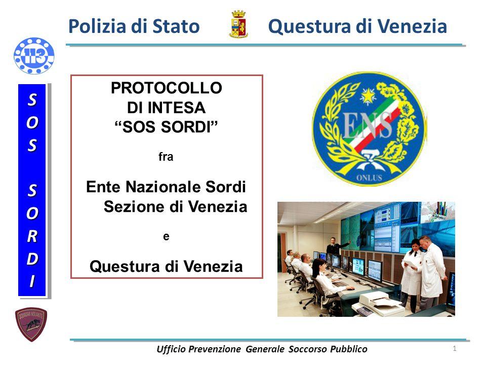Polizia di Stato Questura di Venezia