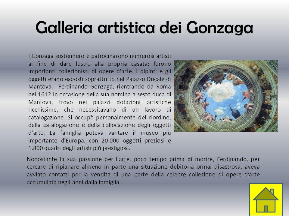 Galleria artistica dei Gonzaga