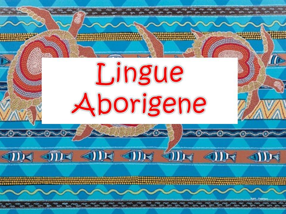 Lingue Aborigene