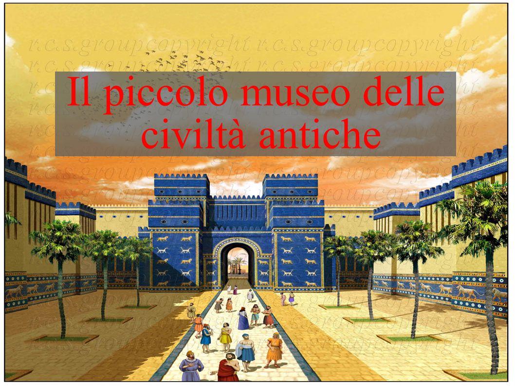 Il piccolo museo delle civiltà antiche