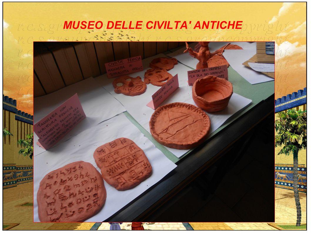 MUSEO DELLE CIVILTA ANTICHE