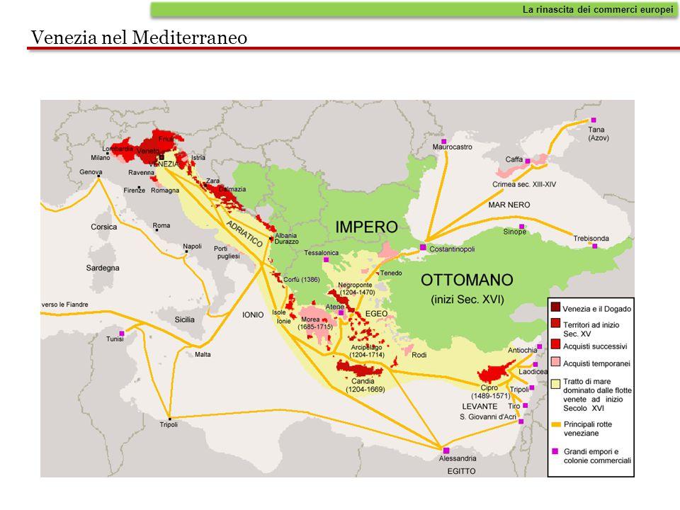 Venezia nel Mediterraneo