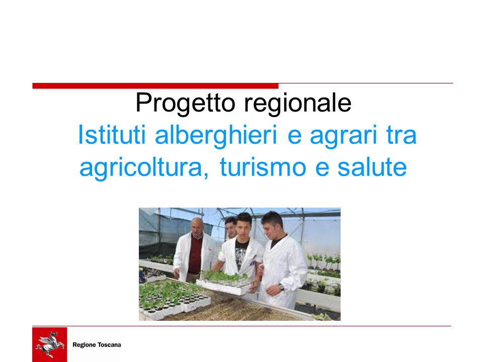 Istituti alberghieri e agrari tra agricoltura, turismo e salute