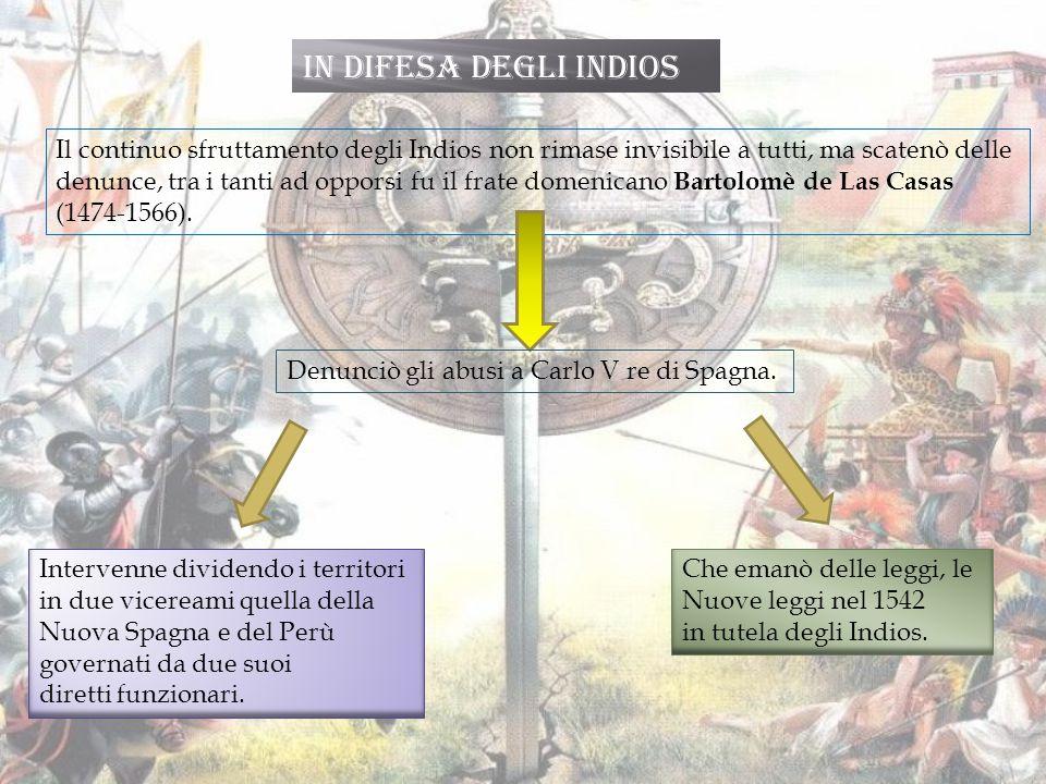 In difesa degli Indios