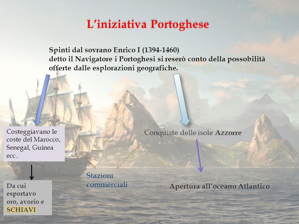 L'iniziativa Portoghese