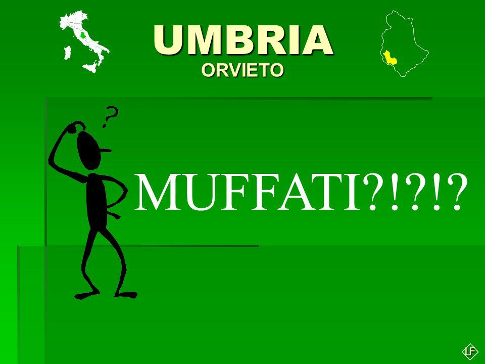 UMBRIA ORVIETO MUFFATI ! !